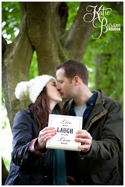 couple kissing, love quote, katie byram photography
