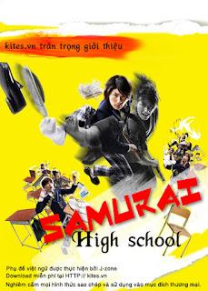 Trường học Samurai - Samurai High School 9 tập