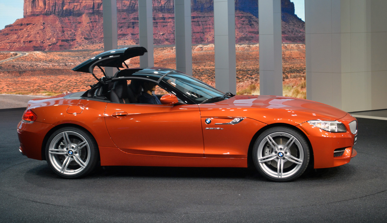 Super Cars Next Bmw Z4 To Have Toyota Gt86 Roots
