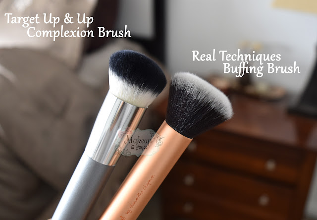 Real Techniques Buffing Brush Dupe Up & Up Complexion