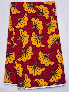 African textile, ankara, wax print,African-fabric