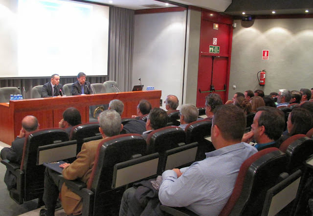 Jornada tecnica Ro-ro Noviembre 2013 Algeciras