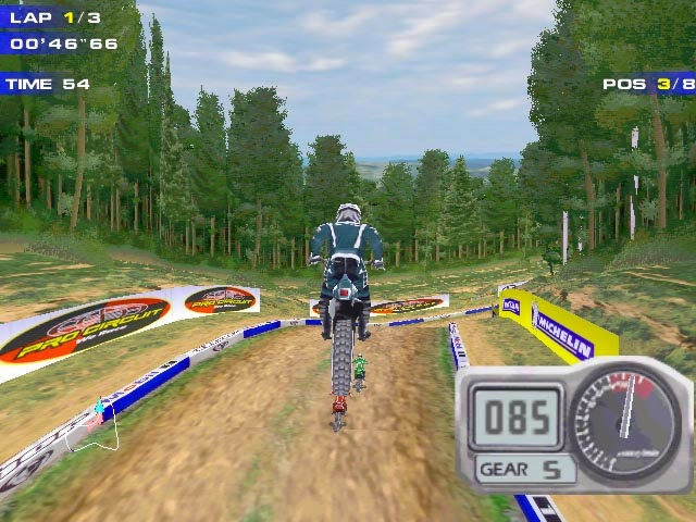 Moto Racer 2 Free Download