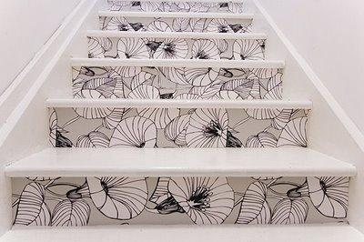 rumah kami, syurga kami: tangga di dalam rumah
