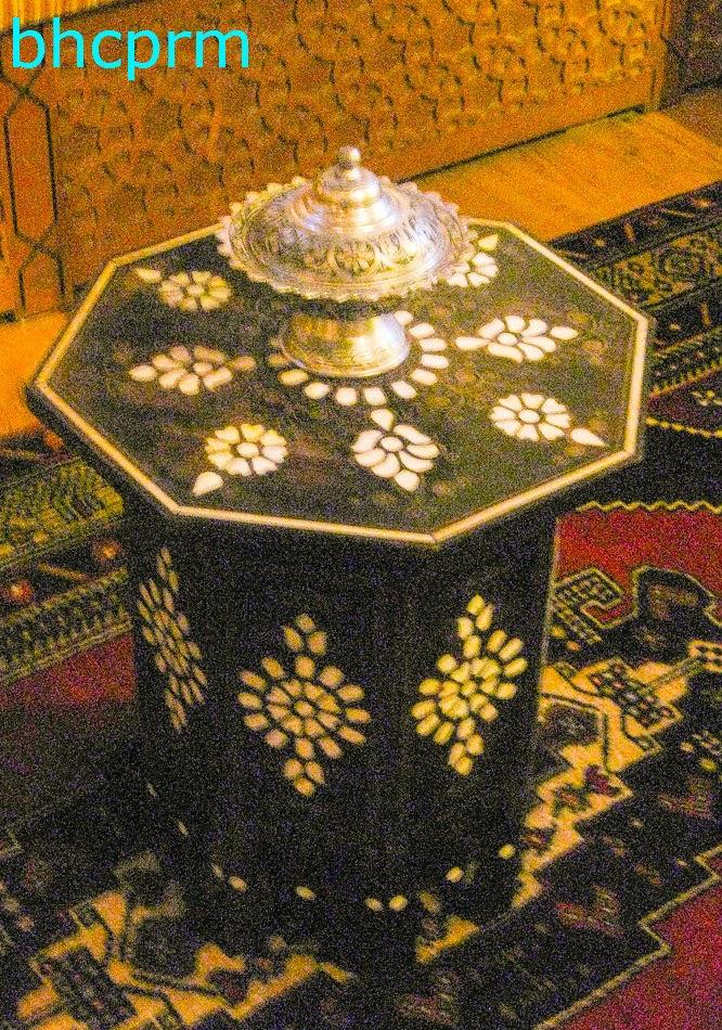 gumus lokumluk- sehzadeler muzesi