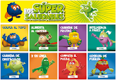 Los Supersaludables