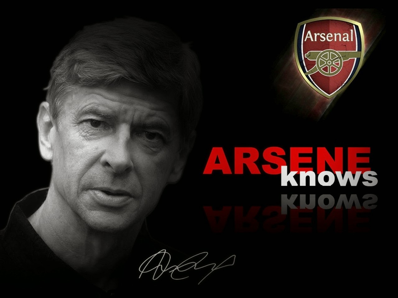 Hình Nền Logo Đội Bóng Arsenal