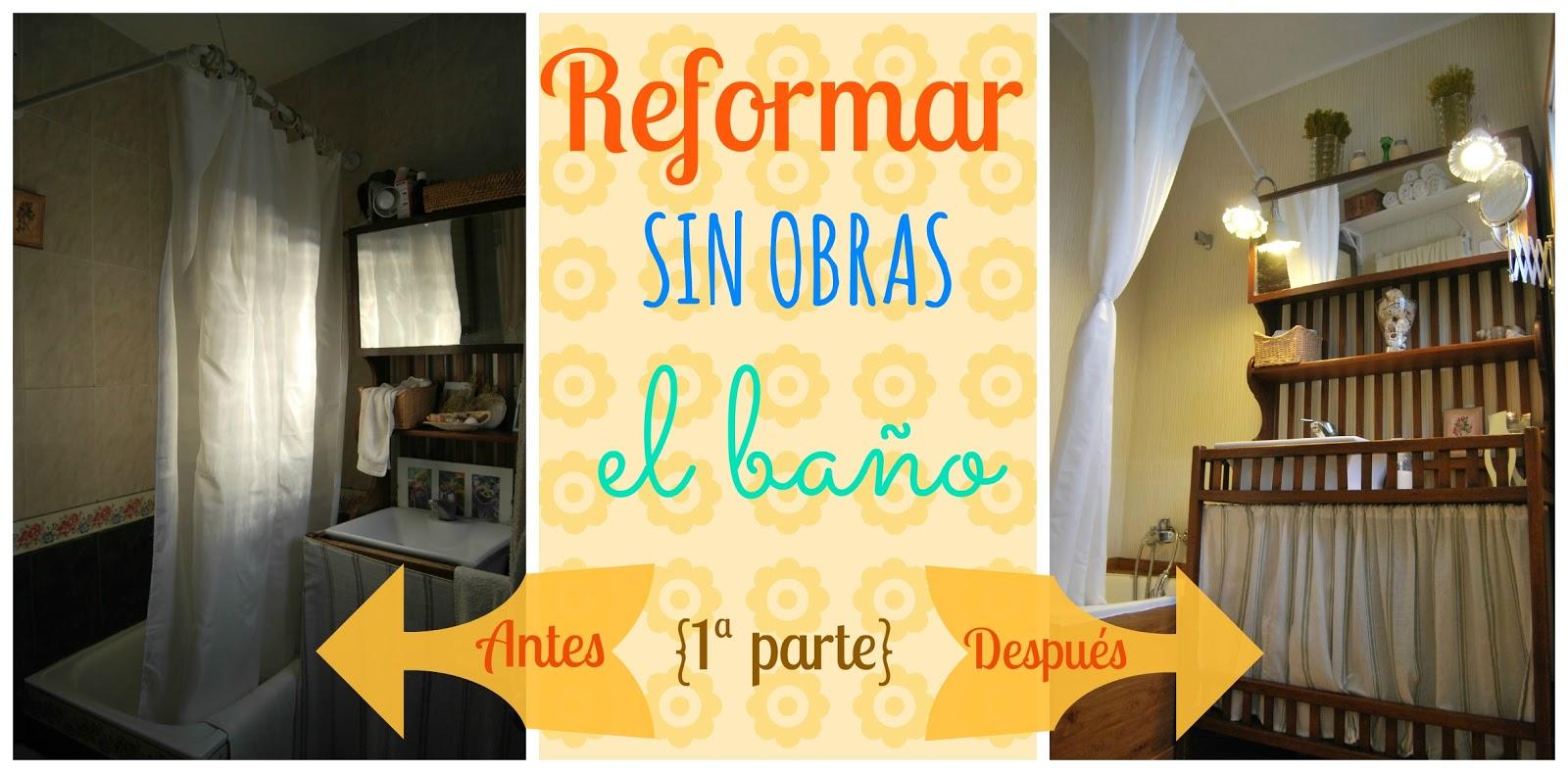 Casabel n blog reformar sin obras el ba o 1 parte - Reformar sin obras ...