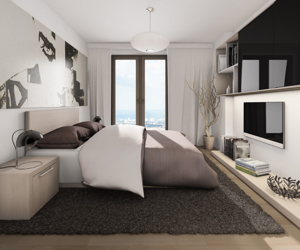 Apartament 3 camere tip A