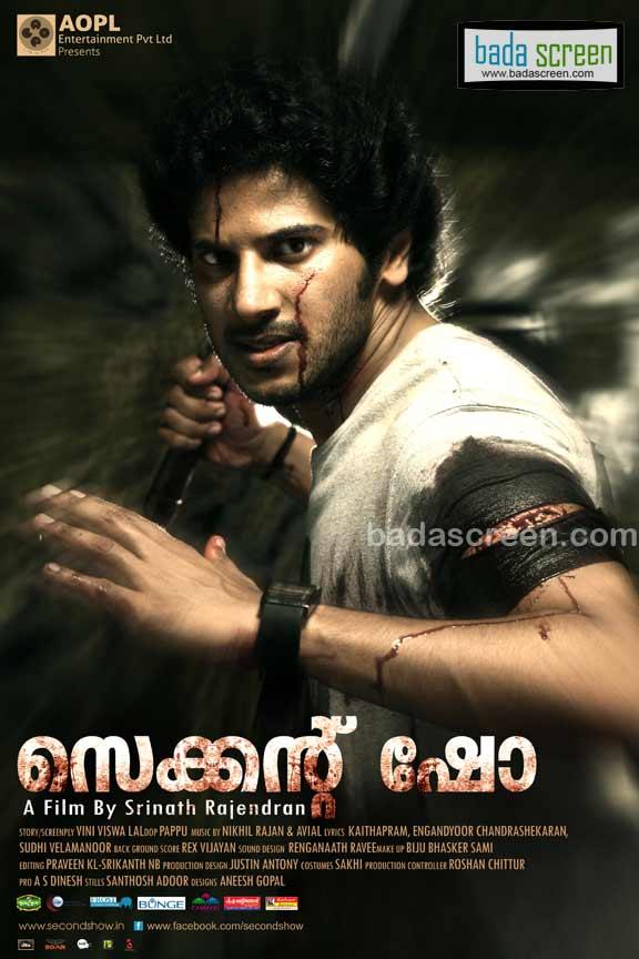 Show Malayalam Movie Posters | Dulquar salman | Hindi Tamil Malayalam ...