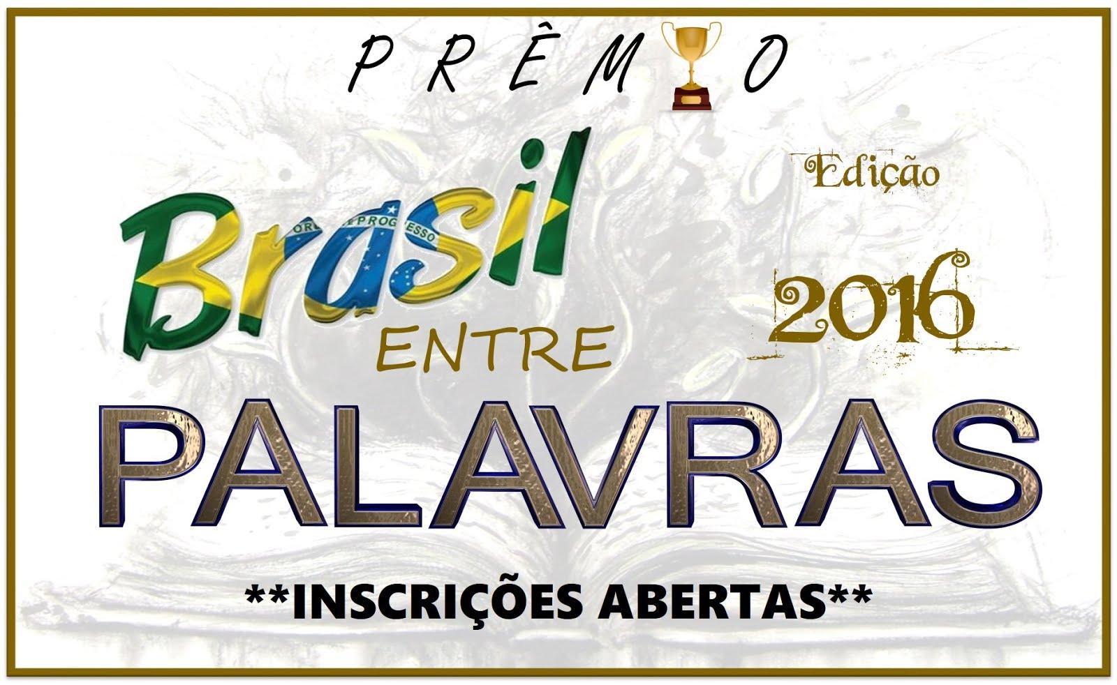 Prêmio Brasil Entre Palavras