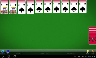 DOWNLOAD Spider Solitaire 3.0.5 ANDROID APK