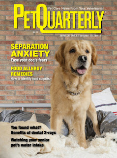 Pet Quarterly - Winter 2013