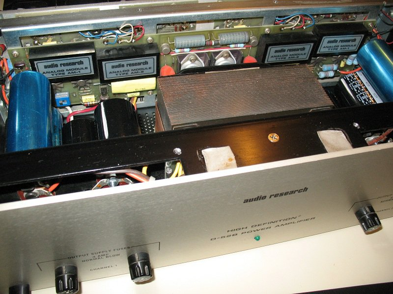 6th Street Bridge: A visit with the Audio Research D-52B power ... Audiogon
