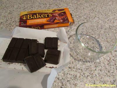 unsweetened baking chocolate squares