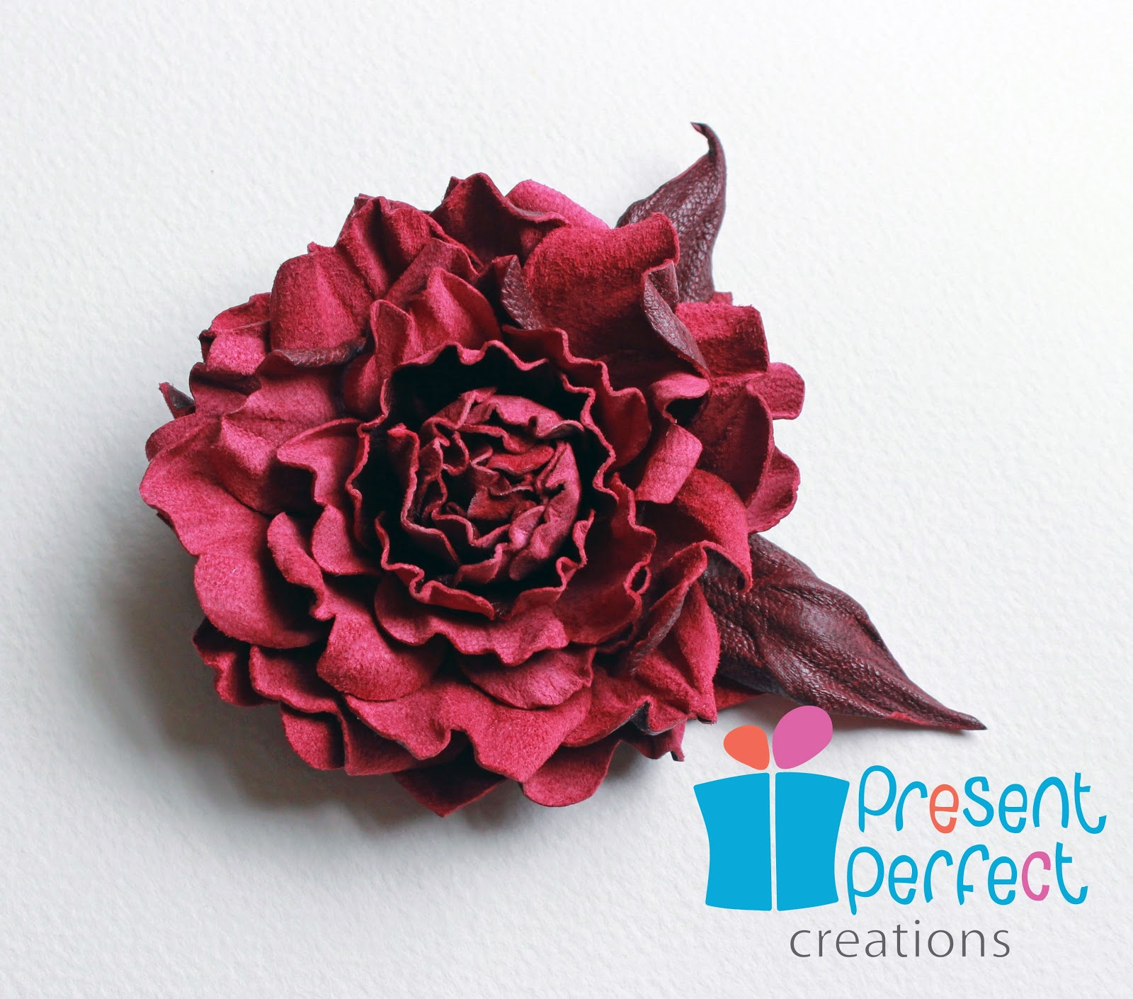 Present Perfect Creations Promotion On Brooches And Corsages