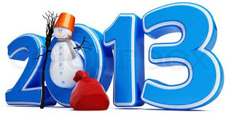 First Morning of Happy New Year 2013
