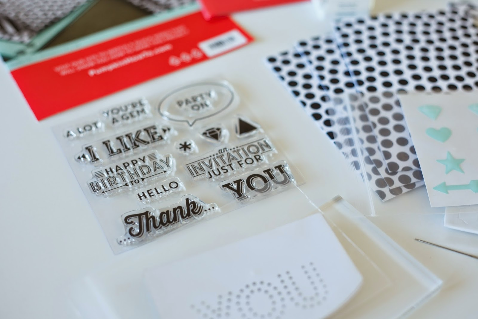 Sew You stamps