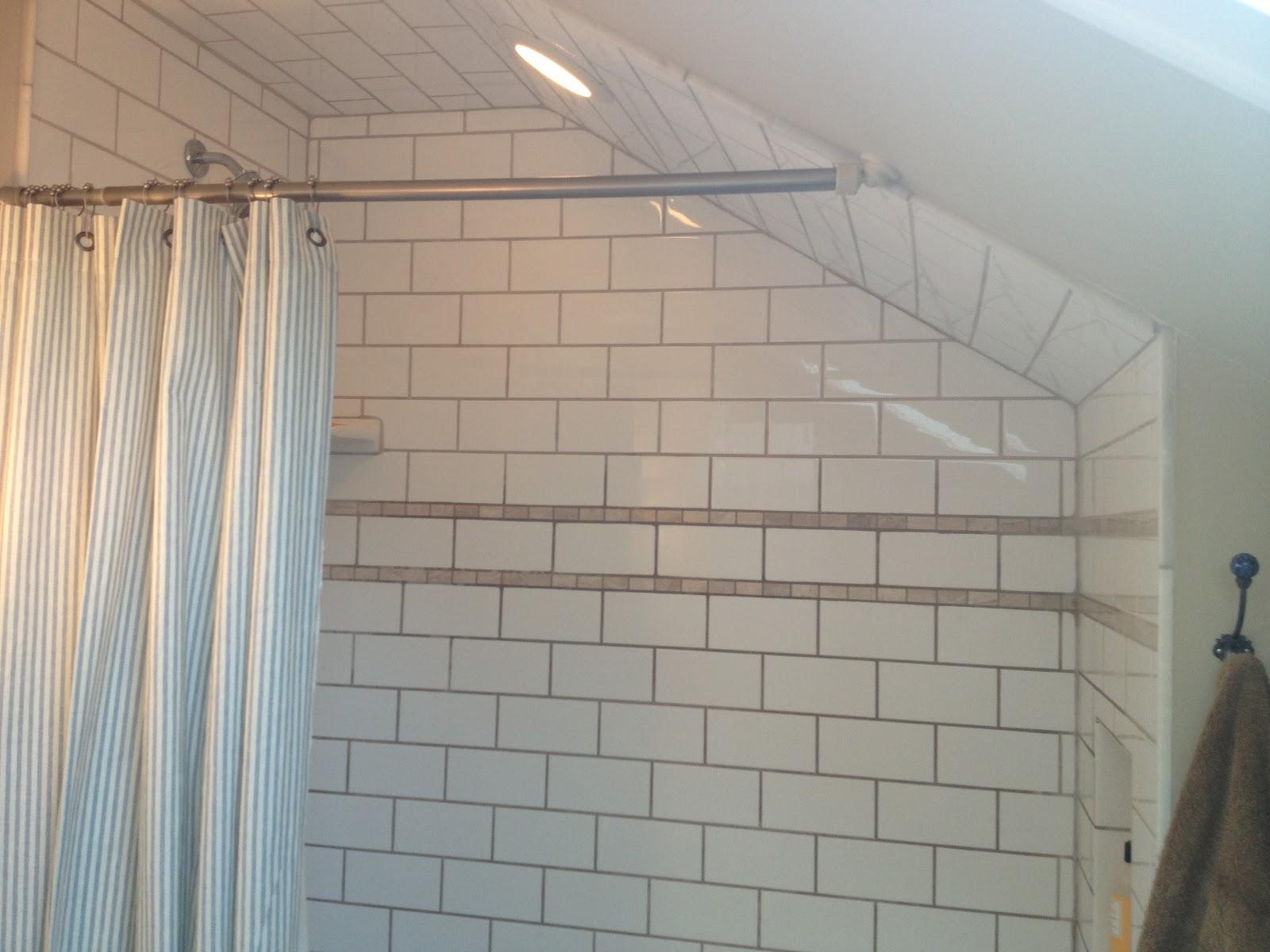 Amy Scott Interior Design Bathroom Tour Attic Renovation
