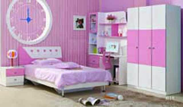 Kamar tidur anak minimalis modern 2