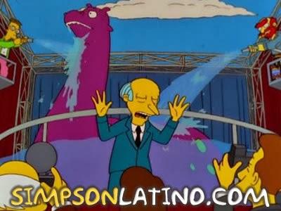 Los Simpson 10x21