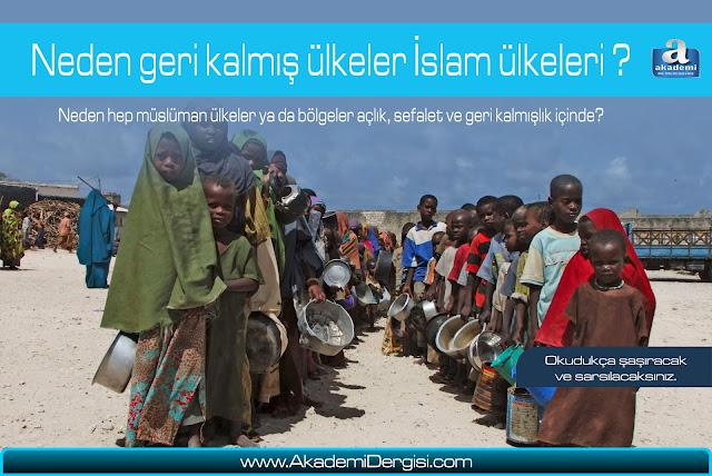 islam ülkeleri, kıtlık, Haçlı Seferleri, sömürgecilik, israil, organ ticareti, Mehmet Fahri Sertkaya, abd, malezya, Avrupa Birliği, hindistan,