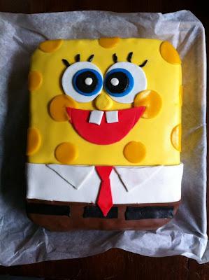 gambar kue ulang tahun lucu