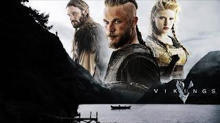 Vikings Rollo Ragnar and Lagertha HD Wallpaper