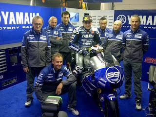 Yamaha Ganti Baju di MotoGP Seri Misano