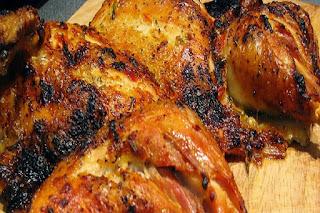 Ayam Panggang Khas Gorontalo