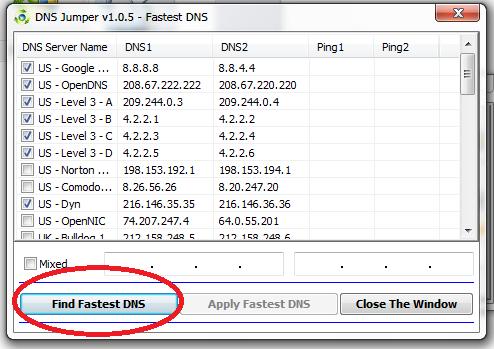 Fastest DNS