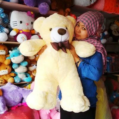 jual boneka teddy bear lucu