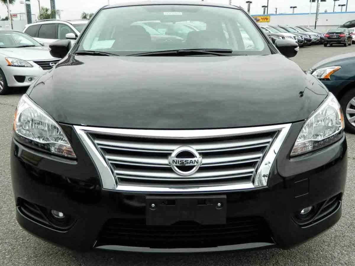 auto Novo Nissan Sentra 2014