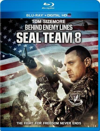 Seal Team Eight-Behind Enemy Lines (Tras La Línea Enemiga: Comando de Élite)(2014) 1080p BRRip 2.2GB mkv Dual Audio AC3 5.1 ch