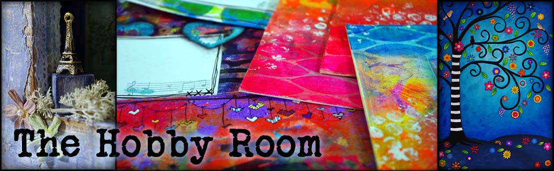 The Hobby Room (Michelle Webb)