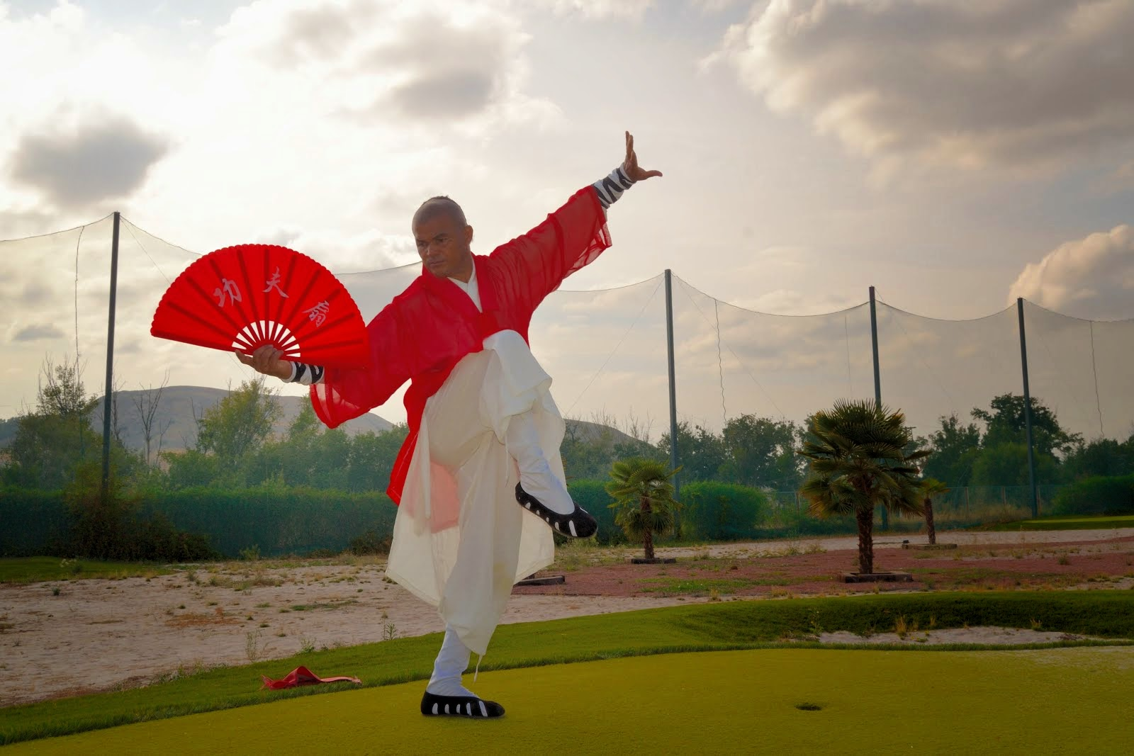 Tai Chi Wudang y Kung Fu Tradicional GrandMaster Senna y Paty Lee - Alcala de henares