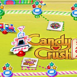 Candy Crush Saga - capture d'écran