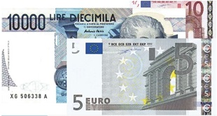 Sbagliato il valore di cambio