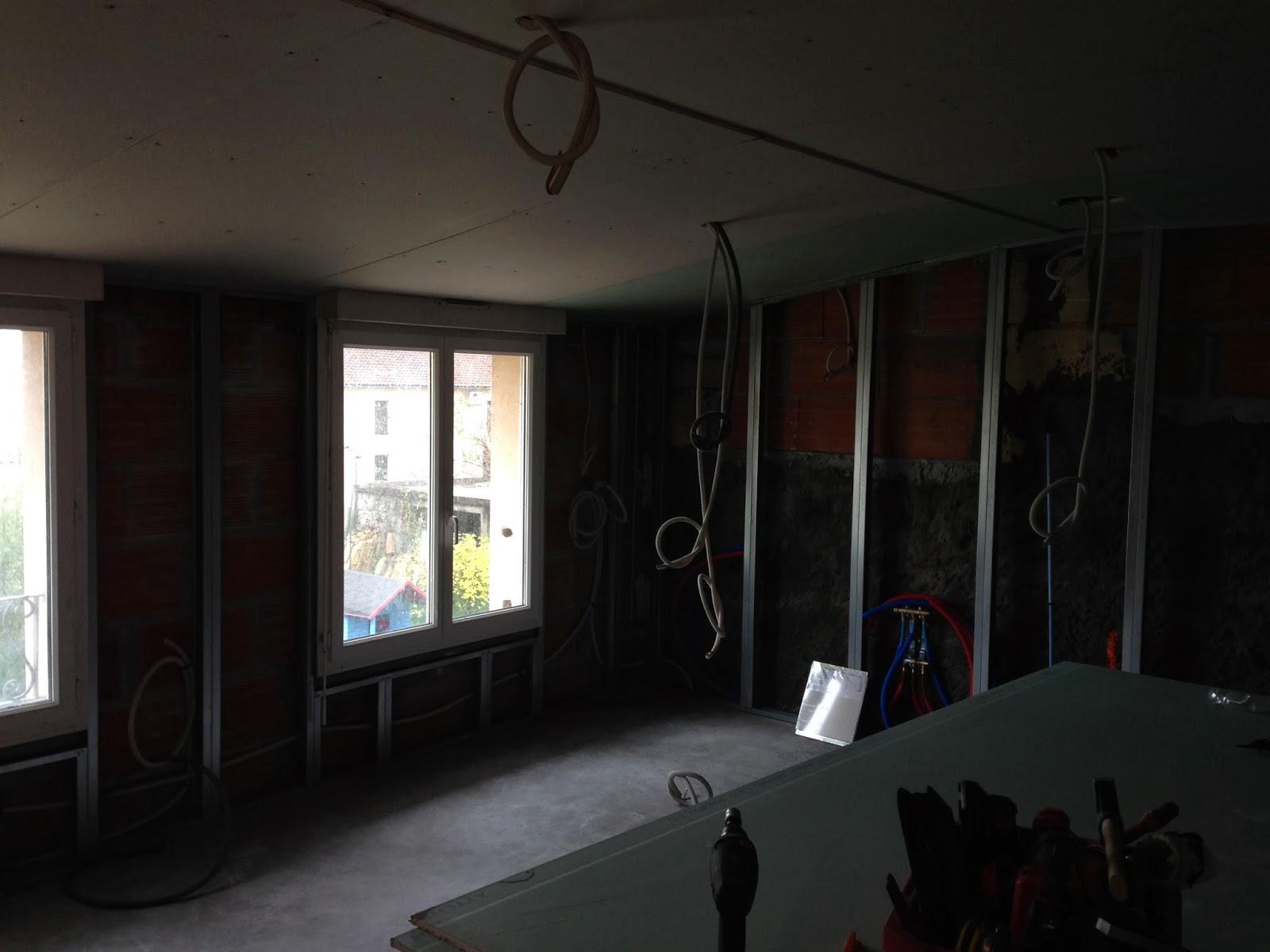 Notre Projet: Suite aménagement chambre parentale