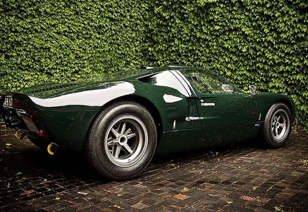Ford GT40 Argentina