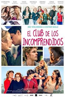 pelicula El Club De Los Incomprendidos,El Club De Los Incomprendidos online
