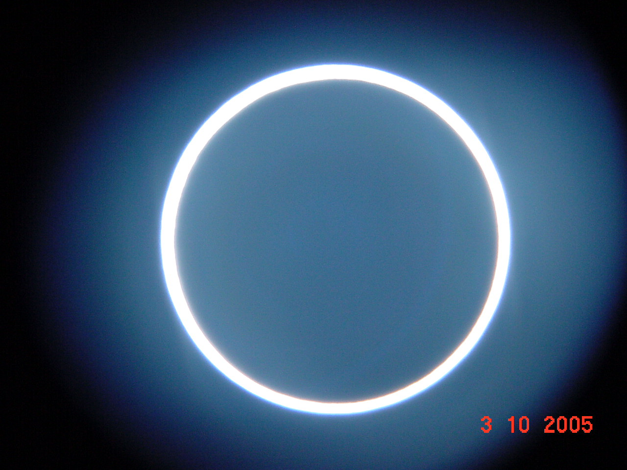 Solar Eclipse - Sunburst / From Here To Enlightment