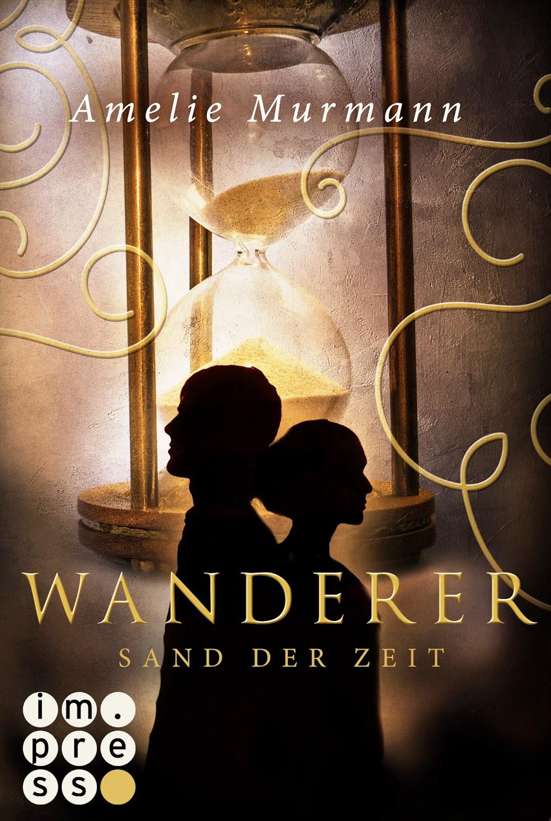 Wanderer - Sand der Zeit von Amelie Murmann