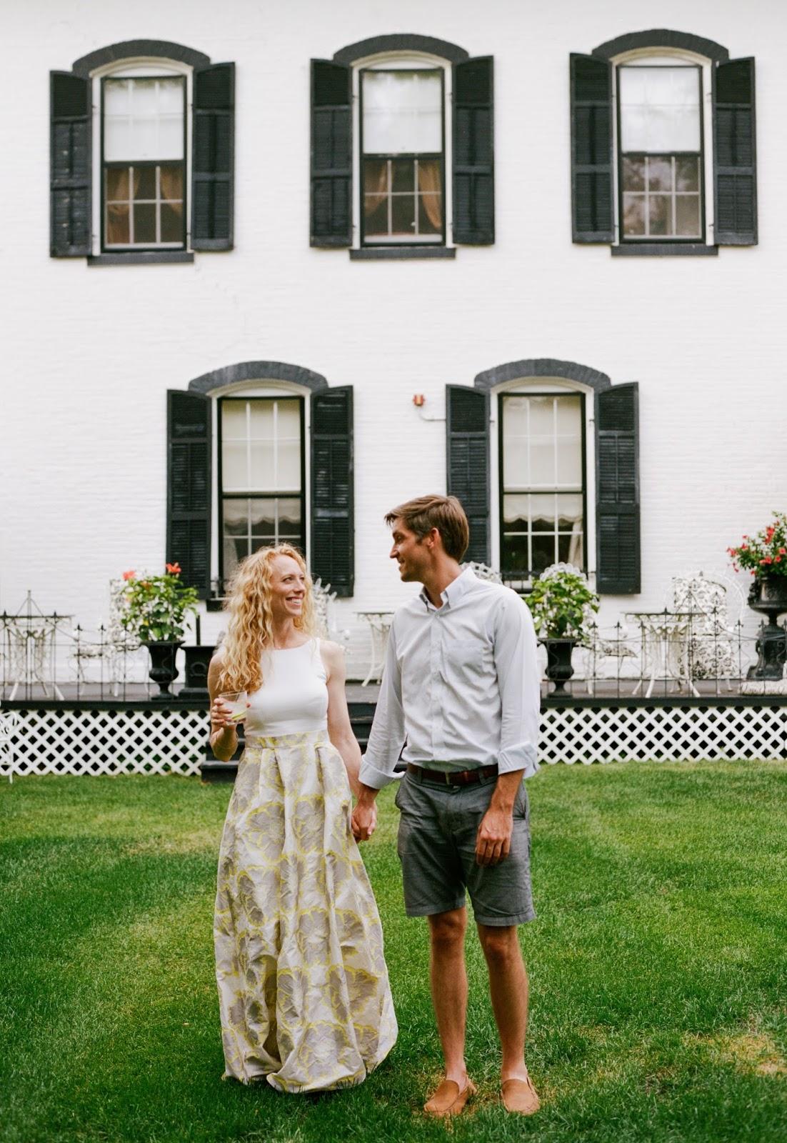 Maxwell mansion wedding