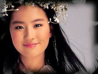 Crystal Liu Yi Fei (劉亦菲) Wallpaper HD 36