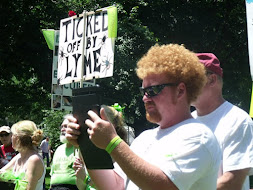 Washington DC Lyme Protest