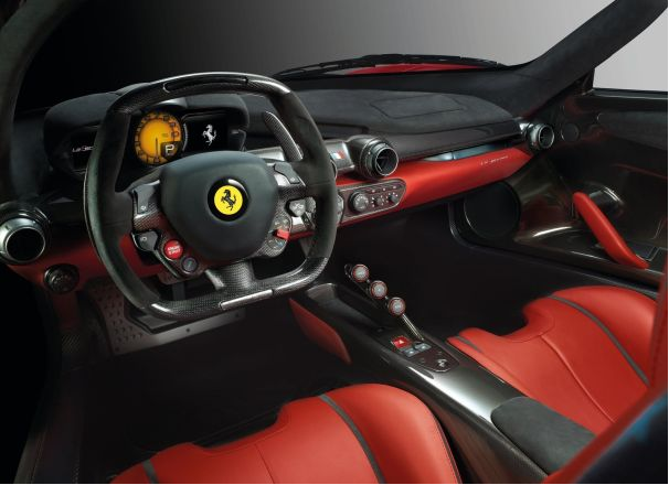 Ferrari LaFerrari Specs, New Engine and Release Date