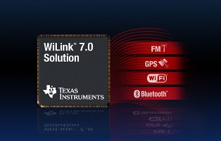 WiLink 7.0 Solution: GPS, WLAN, Bluetooth dan FM dalam Satu Chip