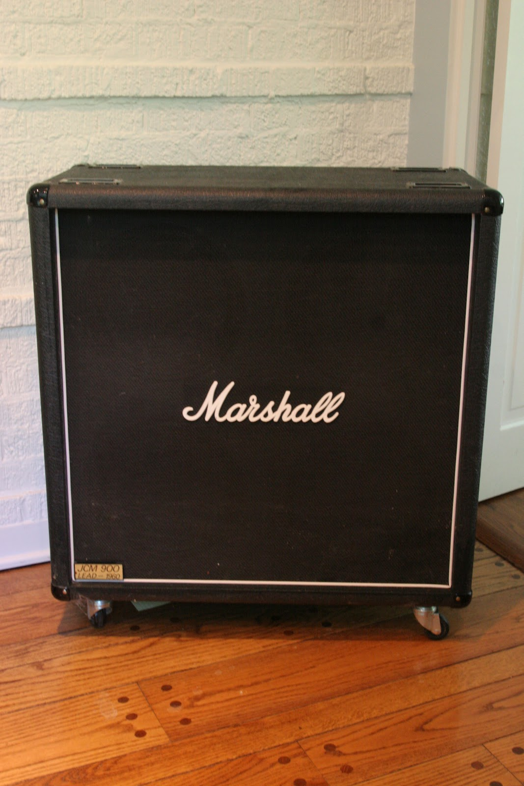 Guitar Industry Trends and Dynamics: Marshall JCM 900 4x12 1960B ...