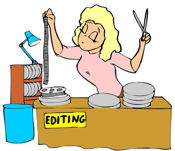 """freelance editing"""